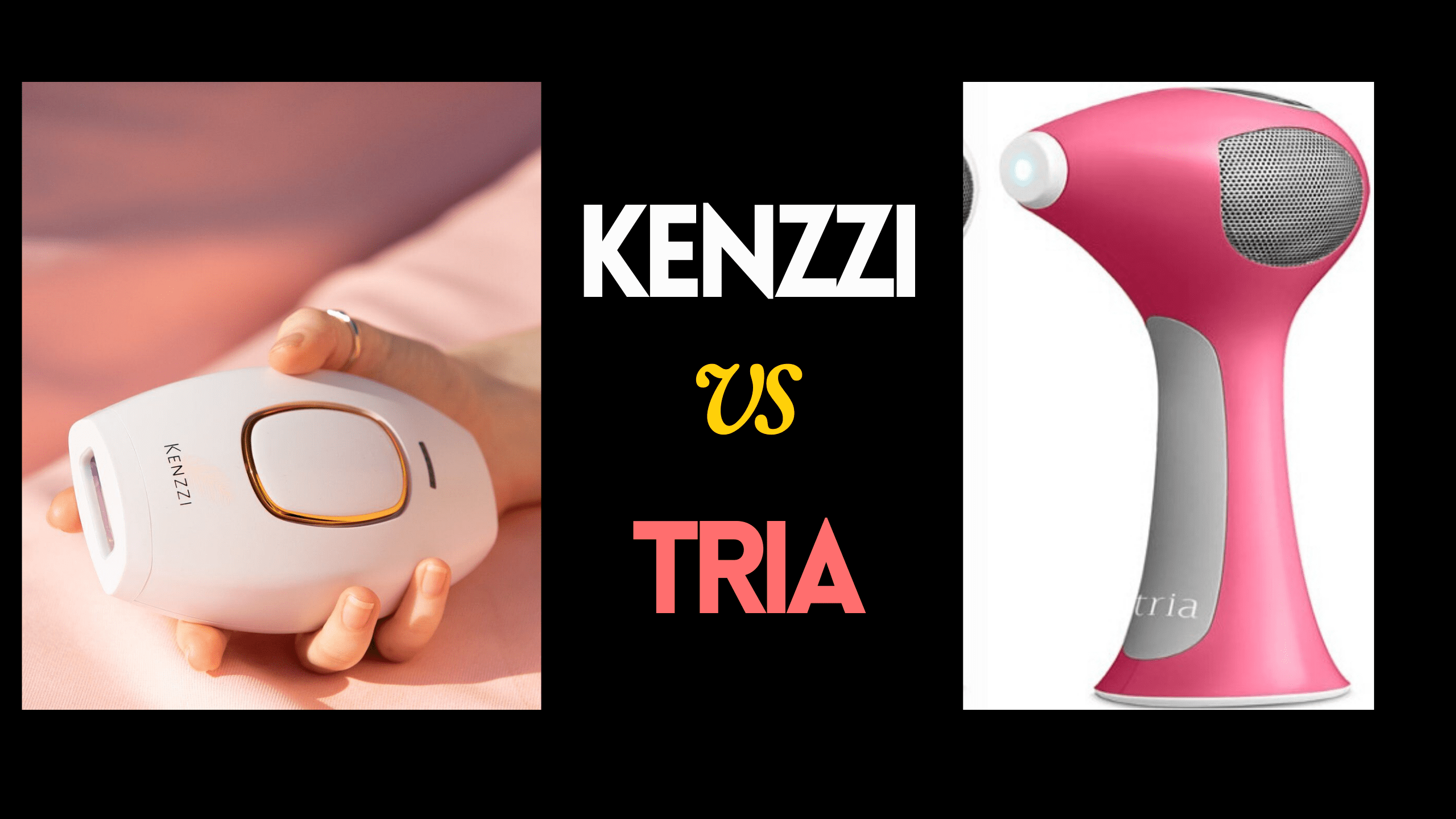 Kezzi Reviews vs tria beauty 4x reviews