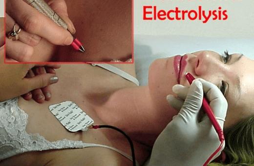 •Transdermal electrolysis