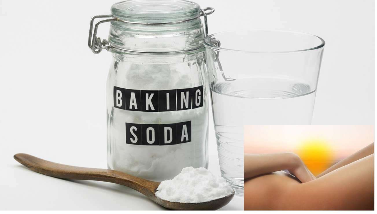 baking soda for hair removal in private parts
