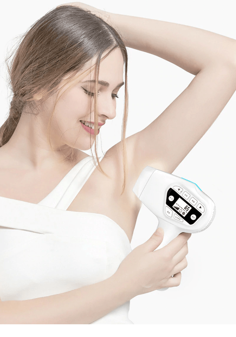 crystal skin hair removal