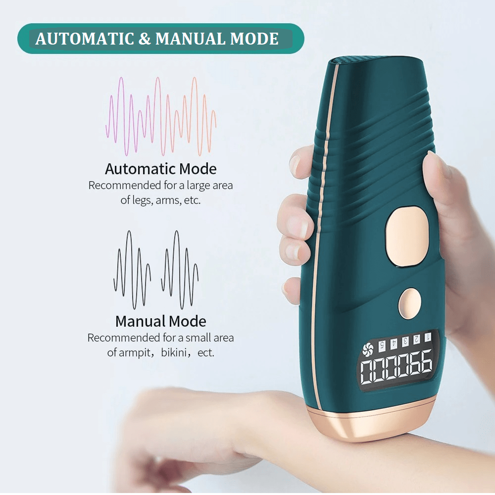 homiley ipl follicles removal device.