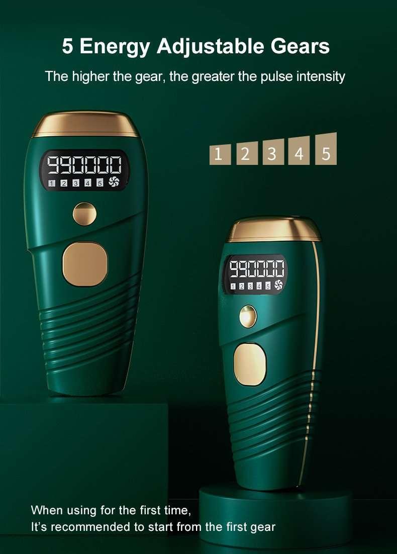 homiley silky skin ipl for men and women