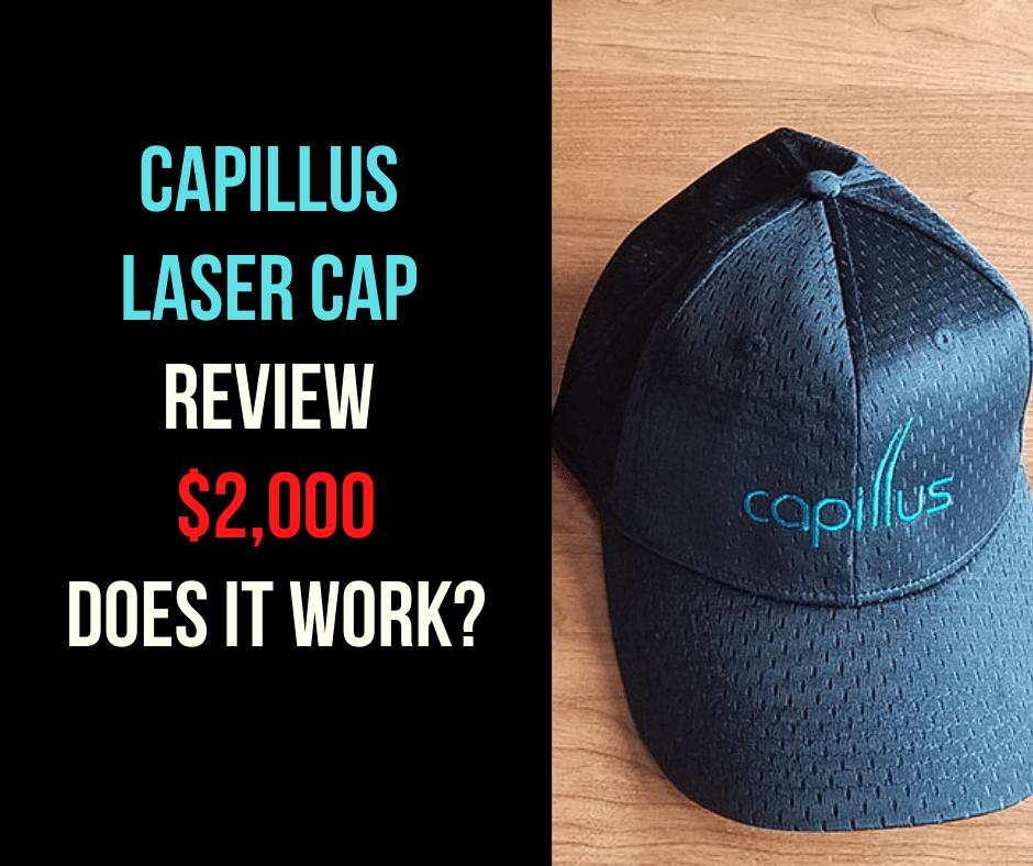 capillus laser cap review does it work