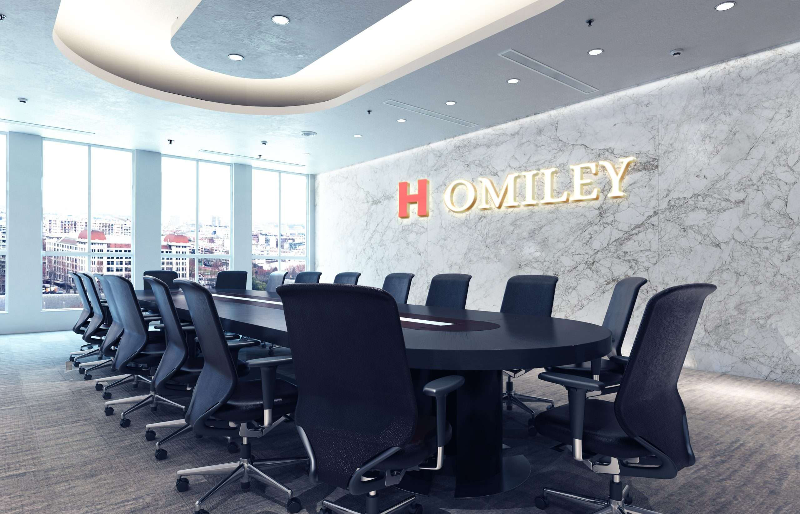 HOMILEY office