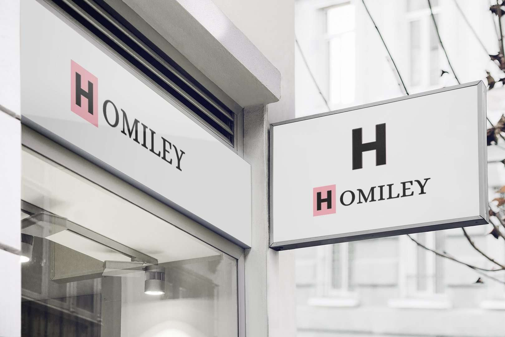 homiley office outside