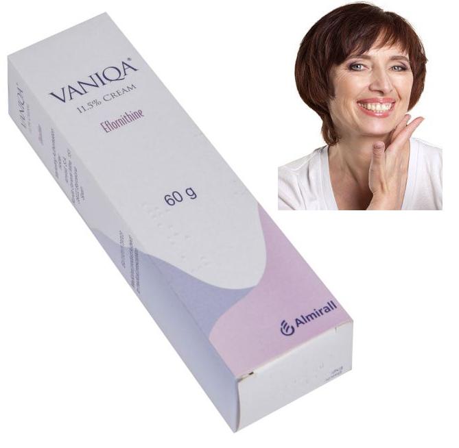 Vaniqa hair removal cream