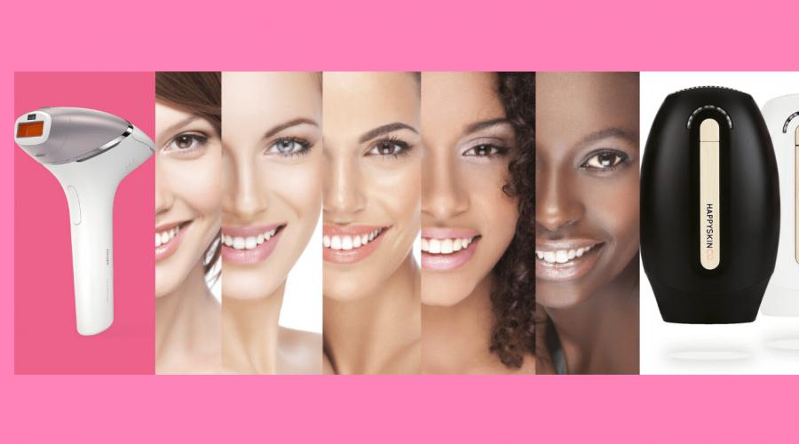 Skin Type: Philips Lumea IPL vs Happy Skin Laser