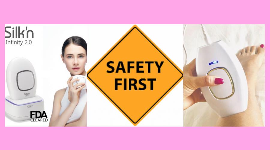 IpL Handset Safety & Protection Mechanism